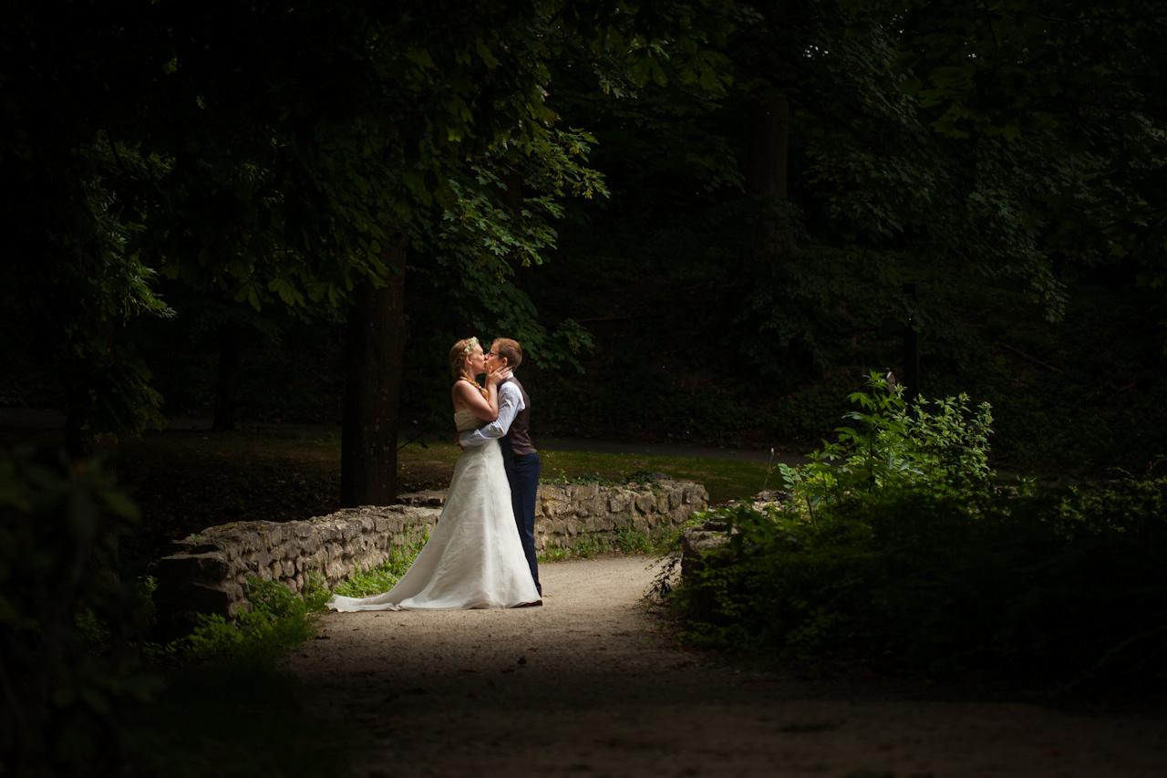 Huwelijks fotoshoot